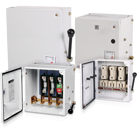 Three Phase Switchgear